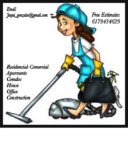 Logo A&J Gonzales Cleaning Services