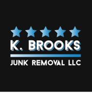Logo K. Brooks Junk Removal LLC