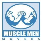 Logo Muscle Men Movers