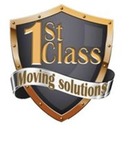Logo 1st Class Moving Solutions LLC