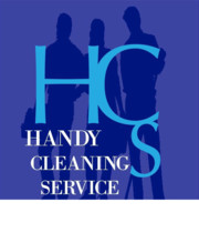 Logo Handy Cleaning Service