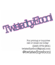 Logo Twisted by Eboni