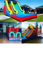 Logo Hot Jumps Inflatables