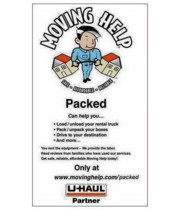 Logo Packed Moving Services