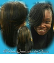 Logo HairQuarters