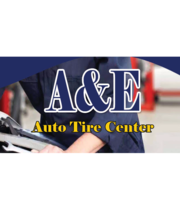 Logo A&E Auto Tire Center