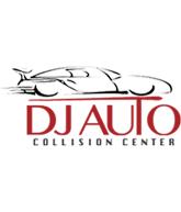 Logo DJ Auto Collision Center