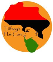 Logo Tiffany's Hair Care