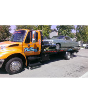 Logo Patiños towing