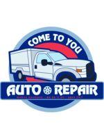 Logo Come To You Auto Repair