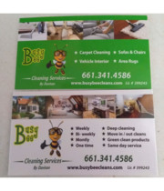 Logo Busy Bee Cleaning Services