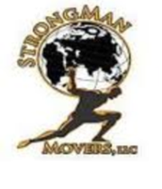 Logo StrongMan Movers
