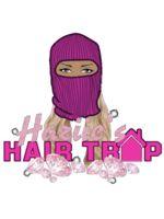 Logo HaziieHairTrap