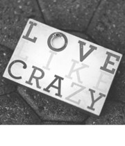Logo Love Like Crazy Photography