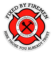 Logo Fixed By Firemen
