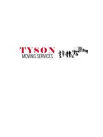 Logo Tyson Moving Services