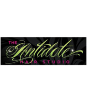 Logo The Antidote Hair Studio
