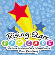 Logo Rising Stars Daycare