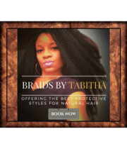 Logo Braids by Tabitha