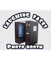 Logo Laughing Faces Photo Booth