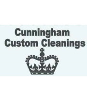 Logo Cunningham Custom Cleanings LLC