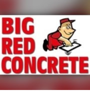 Logo Big Red Concrete