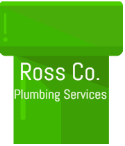 Logo RossCo. Plumbing