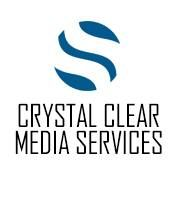 Logo Crystal CLEAR MEDIA Services
