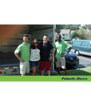 Logo Palmetto Movers