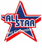 Logo All Star Pet Grooming
