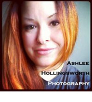 Logo Ashlee Hollingsworth Photography