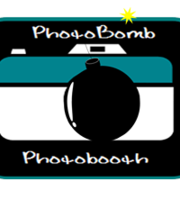 Logo PhotoBomb Photo Booth
