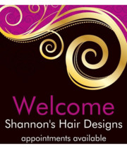 Logo Shannons Hair Designs