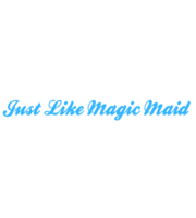 Logo Just Like Magic Maid Inc