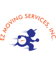Logo EZ Moving Service INC