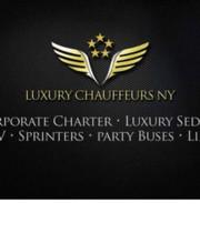Logo Luxury Chauffeurs NY