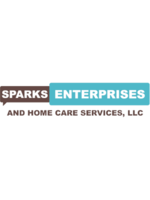 Logo Sparks Enterprises and Home Care Services