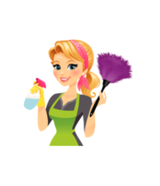 Logo Patricia's Cleaning Services