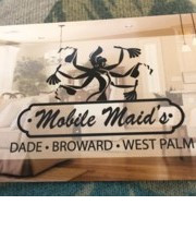 Logo Mobile maids llc