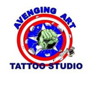 Logo Avenging Art Tattoo