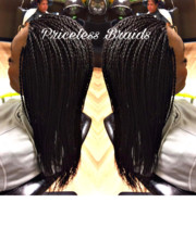 Logo Priceless Braids