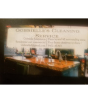 Logo Gobrielle's Cleaning Service