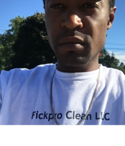 Logo Fickpro Clean & Restoration