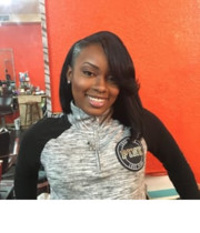 Logo Hair By Karma Black (sew in & quick weave)