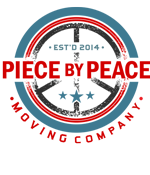 Logo Piece by Peace Moving Co.