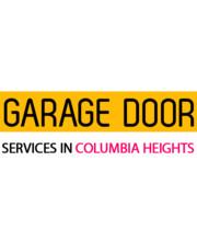 Logo Garage Door Repair Columbia Heights