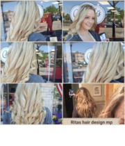 Logo Rita's Hair Design