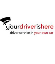 Logo YOUR DRIVER IS HERE