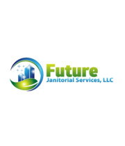 Logo Future Janitorial Services, LLC