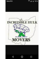 Logo Incredible Hulk Movers